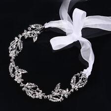 Elegant Bridal Wedding Hairband Leaf The chain of soft Hair Band Headband