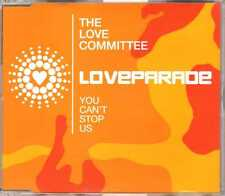 The Love Committee - You Can't Stop Us (Loveparade 2001) - CDM -2001- Techno 5TR