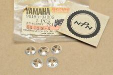 OEM Yamaha DS6 DT2 DT3 EC540 ET340 GT1 GTMX XJ700 MM800 MX80 R5 Riva Nut Qty 5