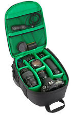 Photography Digital DSLR Camera Bag Backpack Waterproof Photo Camara Bags Green