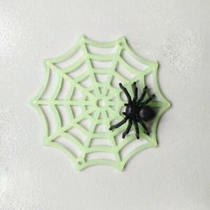 Flexible Plastic Simulation Spiders Toy Joke Scream Toy Halloween