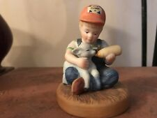 Vintage limited edition country store 1983 little slugger figurine D. Jacobs