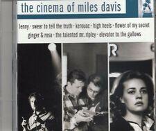 Miles Davis - The Cinema Of Miles Davis CD (The Jazz Trumpeters Music In Film)