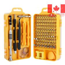 Trekoo Screwdriver Set 110-in-1 Precision Screwdriver Repair Tool Kit Magneti...