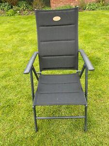 Camp 4 reclining folding chair