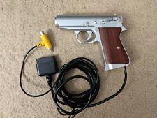 SCORPION RECOIL LIGHT GUN CONTROLLER FOR PLAYSTATION PS1 G-Con45