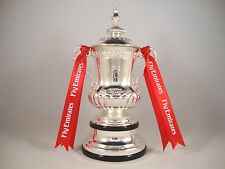 Emirates FA Cup 150mm Cup Trophy Pokal Manchester United Winner Sieger Champion