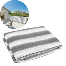 Balcony Privacy Screen Fence Mesh For Balcony Windscreen Sun Shade UV-Proof