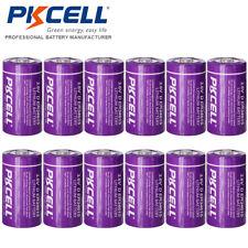 12PCS D Cell ER34615 Lithium Batteries R20 19000mAh 19Ah 3.6V LI-SOCl2 Battery