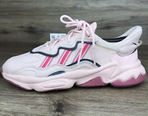 Adidas Originals Oxweego Ivy Pink Running Sneaker Shoes  EE5719 Women's Sz US-9