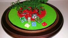 For Westrim Beaded Mini Christmas Tree Miniature Presents/Gift boxes Set of 6