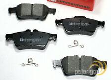 Volvo V50 - Zimmermann Bremsbeläge Bremsklötze für hinten die Hinterachse*