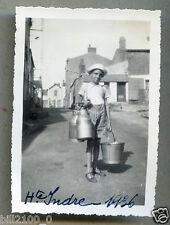 44 Loire-Atlantique . Indre . Haute-Indre . PHOTO ANCIENNE . 1936