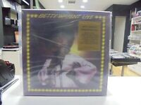 Betty Wright LP Europe Live 2020 Limitierte Translucent Yellow 180GR