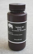 Tethon 3D binder for ZCorp 3D printers - one liter bottle