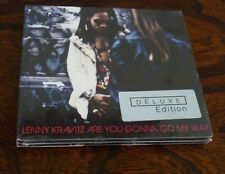 Are You Gonna Go My Way [20th Anniversary Deluxe 2CD] Lenny Kravitz [NEW]