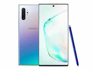Samsung Galaxy Note10+ SM-N975U 256GB - Aura Glow Verizon (GSM+CDMA) A Grade