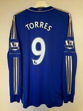 FC CHELSEA 20122013 HOME FOOTBALL JERSEY CAMISETA SOCCER SHIRT №9 TORRES