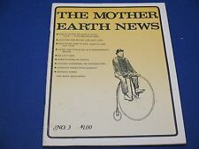 The Mother Earth News,May 1970,Low Cost Land, $25 Log Cabin,Homesteading Canada