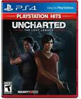 Uncharted The Lost Legacy PS4 Brand New Factory Sealed PlayStation 4
