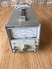 Leader Ac Millivoltmeter Model Lmv-181A