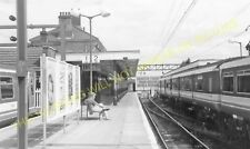 Chingford Railway Station Photo. Highams Park & Walthamstow Line. (13)