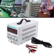 0-5A Labornetzgerät Labornetzteil DC Trafo Regelbar Netzgerät 0-30V