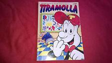Fumetto/comics TIRAMOLLA n°9 del 26/10/90 tutto a colori, buonissime condizioni