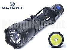 OLIGHT M20SX-L2 Warrior Cree XM-L2 LED Dual Switch Flashlight Torch