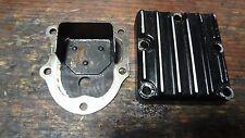 1985 HONDA XL600R XL 600 R HM747 ENGINE ROCKER BOX CYLINDER HEAD CAP COVER