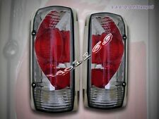 89-96 F150/F250/F350 BRONCO F SUPER DUTY TAIL LIGHTS SMOKE 95 94 93
