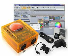 First Class Plus Sunlite Suite 2 DMX USB Interface Control by Nicolaudie - OEM