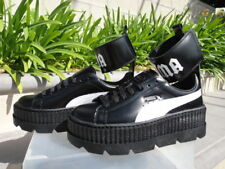 64fb803ac790d3 PUMA Fenty Ankle Strap Sneaker 36626403 Black White Shoes Medium (b M) Women  Blacks