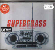 Supergrass-Pumping On Your Stereo cd maxi single