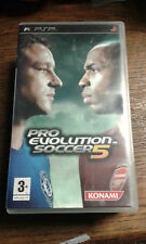 * Sony Playstation PSP Game * PRO EVOLUTION SOCCER 5 *