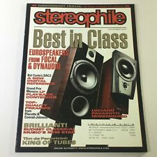 Stereophile Magazine November 2007 - Luciano Pavarotti / Bel Canto DAC3