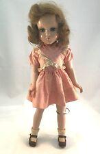 "FABULOUS, ALL ORIGINAL! Vintage 1930's ""NANCY LEE"" 21"" Doll Arranbee"