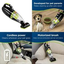 Bissell Pet Hair Eraser Cordless Hand and Car Vacuum, 1782