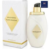 "BOUCHERON "" Place Vendome "" Perfumed Body Lotion ml 200"