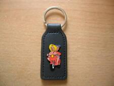 Schlüsselanhänger Roller mit sexy Blondine Scooter 0799 Scooter Moto Vespa