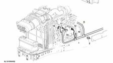John Deere Tractor Wiring Harness AL166252, AL220887