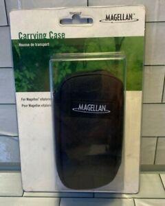 Magellan eXplorist Handheld GPS Receiver Belt Clip Carry Case Black 204106a NEW