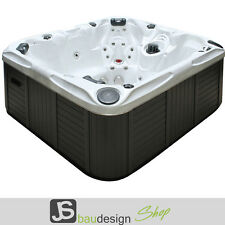 Whirlpool Pleasure Außenwhirlpool Outdoor Spa Hot Tube inkl. THERMOABDECKUNG