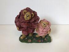 Boyd's Bears Resin Figure Bloom N Blossom 2277914Sm Spring Flowers