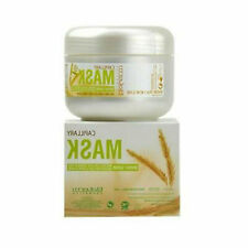Salerm Wheat Germ Capillary Mascarilla Capillar Hair Mask 200ml/6.74oz Unisex