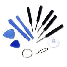 11 in 1 Cell Phones Opening Pry Repair Tool Kit Professional Screwdrivers Tools