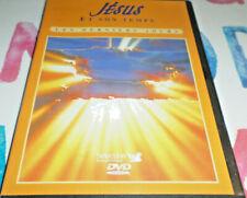 DVD - JESUS ET SON TEMPS LES DERNIERS JOURS  / DVD NEUF
