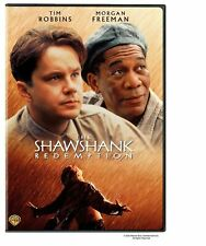 Like New WS DVD The Shawshank Redemption Tim Robbins Morgan Freeman Bill Bolen