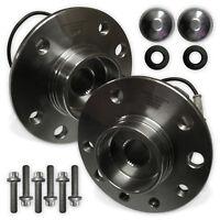 For Opel Astra H 1.9 CDTi MK5 2004>2013 2x Front Hub Wheel Bearing Kit Pair