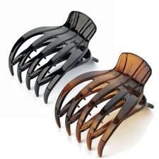 Accessoires de coiffure pinces à cheveux noirs pour femme